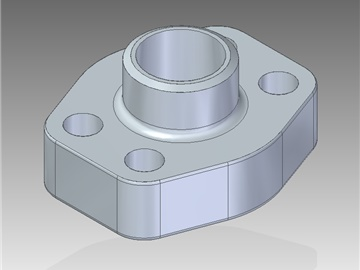 | Weld on flanges