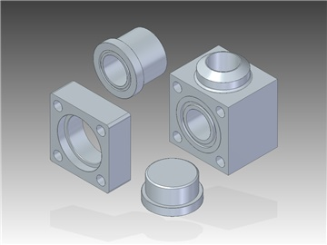 | Cetop Flanges and adapters