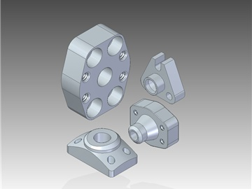 | Special flanges