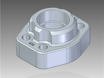 | Weld in counter-flanges